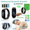 Nieuwste Slimme Armband Bluetooth met de Monitor van het Tarief van het Hart (V7)