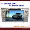 GPS/6 원판 기억 (HP-TC806L)를 가진 차 DVD