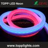 Luz flexible de neón regular del LED