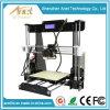 A impressora Desktop do metal 3D de alta resolução com muitos material da impressora da cor 3D selecionou