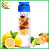 700ml BPA liberano la spremuta di plastica di Fuzer della frutta di Infuser della bottiglia di acqua