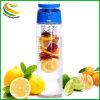 700ml BPA는 물병 Infuser 과일 Fuzer 플라스틱 주스를 해방한다