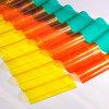Zehnjähriger Garantie Lexan Polycarbonat-Raum-gewölbte Dach-Plastikblätter