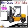 Nuovo mini diesel elettrico 3 tonnellate 5 tonnellate 7 tonnellate prezzo del carrello elevatore da 10 tonnellate
