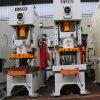 Jh21 machine de poinçon mécanique et hydraulique de bâti de la série C de 200 tonnes de tôle de pouvoir de presse