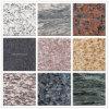China poetste/Gevlamd Graniet G603/G602/G654/G687/G684/G682/G664/G439/White/Black/Red/Grey/Yellow/Green/Brown/Pink voor Vloer/Treden/het Bedekken/Plakken op