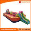 2018 la ejecución de túnel de fútbol inflables inflables/ Limpiar Outsport juguete (T9-254)