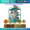 Extensamente planta do moinho da aplicação 1t/H para a alimentação das aves domésticas (SKJZ1800)