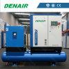 De elektrische Stationaire Compressor van de Lucht met de Droger van de Lucht, Filter, Tank