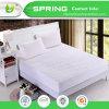 China Wholesale Terry de bambú 100% resistente al agua tamaño Twin Style cubierta montado protector de colchón de alta calidad