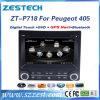 Peugeot 405를 위한 A8 칩셋 라디오 Bt 3G 차 멀티미디어 시스템