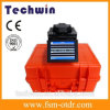 Der Techwin Schmelzverfahrens-Filmklebepresse-Tcw-605 8s verbindene Modi Soudeuse Zeit-Schmelzverfahrens-Filmklebepresse-Maschinen-Inspektions-mm Ds Nids