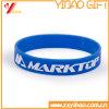 Neue Art-kundenspezifischer Firmenzeichen-Silikon-Wristband/Armband