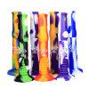 Tubulação de fumo colorida de fumo do silicone da tubulação de água de Siliconebong