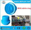 Tampões de frasco plásticos feitos sob encomenda do detergente de lavanderia da injeção de Dehuan
