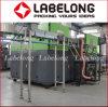 Maquinaria del moldeo por insuflación de aire comprimido de la botella del animal doméstico de 4 cavidades