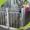 Haltbarer einzelner Schwein-Schwangerschaft-Rahmen mit im modernen Schwein-Bauernhof