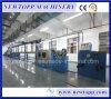 Machine de fabrication de câbles de coextrusion de Triple-Couche de Peau-Mousse-Peau