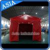 Cabina gonfiabile gigante di mostra, tenda di pubblicità chiusa ermeticamente gonfiabile esterna