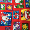 Stocklots del tessuto decorativo 100%Cotton di X'mas