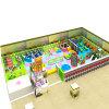Campo de jogos macio interno seguro de venda quente