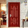 Porta de entrada industrial do apartamento da porta do preço moderado do fabricante de China (sx-35-0024)