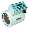 Plástico de alta precisión del medidor de flujo de agua magnética