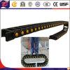 Corrente personalizada do rolo plástico para a máquina do CNC
