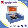 Piccola macchina di legno del Engraver del laser di prezzi della tagliatrice del laser
