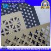 CE, RoHS, lamiera sottile perforata di alluminio della maglia del metallo dello SGS