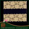 Уравновешивание ткани шнурка удобного материального Multi цвета химически