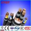 алюминиевый кабель изолированный XLPE 3X70mm кабеля 11kv
