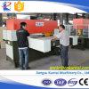 Cortadora de alimentación de desplazamiento automática de los cojines de goma espuma del tablero