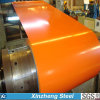 Bobina de Aço Galvanizado Prepaited, PPGI bobina de aço com preço competitivo