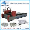 machine de découpage de laser de fibre de commande numérique par ordinateur de 500With 800W pour le métal de plat