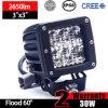 Luces de conducción LED cubo 30W (3X3X3inch, 2600lm, IP68 impermeable)