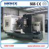Hydraulische Automatische CNC van de Diameter van de Klem Grote Werktuigmachine Ck61125b