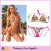 Heiße Blumendruck-Bikini-Frauen-Badebekleidung 2016 der Verkauf Stylewomen Dame-Adult Sexy