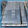 Steiger de van uitstekende kwaliteit Decking van het Aluminium met hangt Haak die in China wordt gemaakt