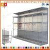 Prateleiras resistentes personalizadas Manufactured do supermercado do metal (Zhs222)