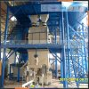 De halfautomatische Concrete Droge Gemengde Installatie van het Mortier voor Verkoop