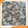 建築材料4040の玉石の滑り止めの無作法な陶磁器の床タイル