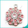 ピンクの水晶花の形の吊り下げ式の卸売(MPE)