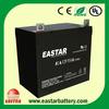 12V 55ah Gel Battery für Solar u. Wind Stromnetz