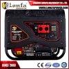 de Elektrische Generator van de Benzine van het Frame van het Begin 5.5kw 5.5kVA Open