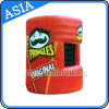 Volles Printing Inflatable Can Bottle Advertizing Booth für Brand Promotional