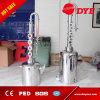 todavía destilador casero de acero cobreado inoxidable del alcohol de 50L 100L en existencias