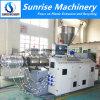 75-250mm Plastik-Belüftung-Rohr-Produktionszweig Belüftung-Rohr-Strangpresßling-Zeile