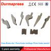 Bremsen-oberen Fertigungsmittel-Locher betätigen ein 85 Grad-Radius 0.5mm