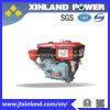 수평한 기계장치를 위한 공기에 의하여 냉각되는 4 치기 디젤 엔진 Zr180